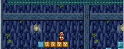 Super Mario - BlitzMax Edition