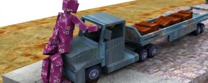Tricky Truck
