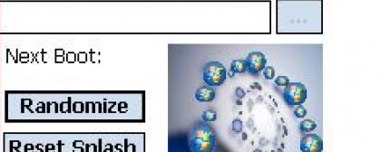 Splash Screen Randomizer