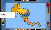 Geography Game – Central America