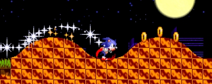 Sonic Time Twisted