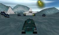Blue Panzer 3D
