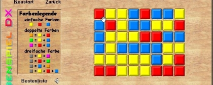 Farbenspiel DX