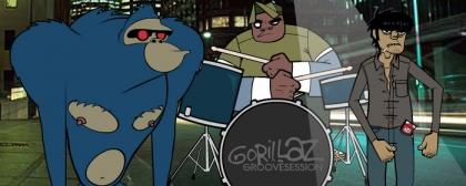 Gorillaz Groove Session