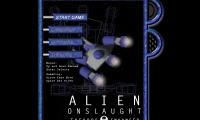 Alien Onslaught
