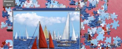 Puzzle Sailing