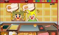 Jimmy´s burger shop