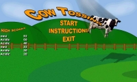 Cow Tossing