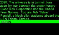 Mech War