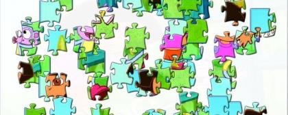 Dora the Explorer 1 Jigsaw Puzzle