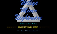 Willys Miner Nightmare