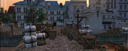 Voyage Century  - námořní bitva vzplála