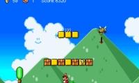 Super Mario Adventure Conquest