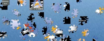 Sumpfhuhn Puzzles 3