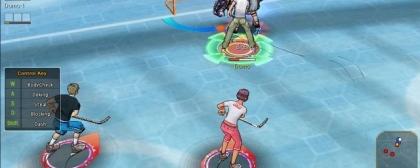 Hockey Dash - pouliční hokej