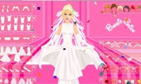 Barbie Weding Dress Up