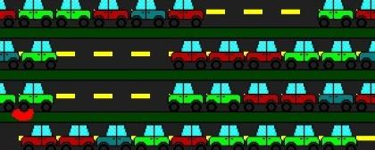 Rush Hour by Rutgerbevers