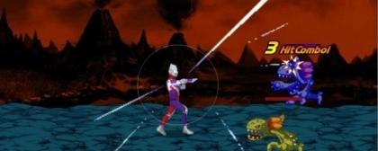 Hero Ultraman Tiga