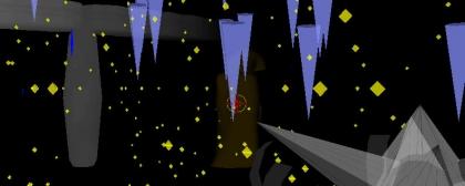 Cech magických ochránců: hora Uro Ruina