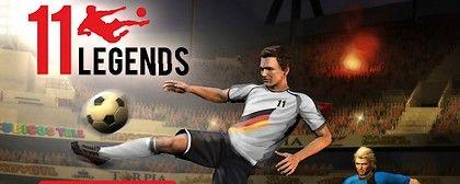11 Legends - staňte se manažerem fotbalového týmu... už zase
