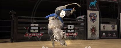 8 to Glory - Bull Riding