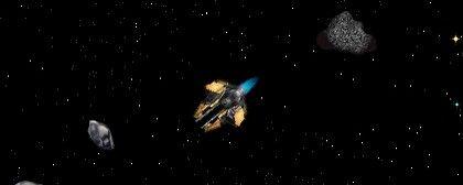 Astero Destroyer