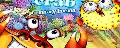 Beach Ball Crab Mayhem