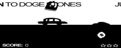Black White Car