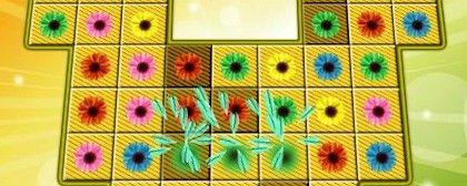 Blomster match 3