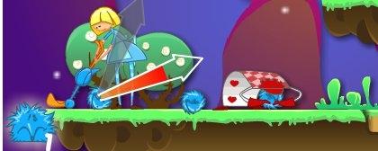 Crazy croquet
