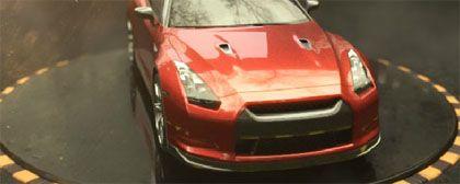 Crimson Racer