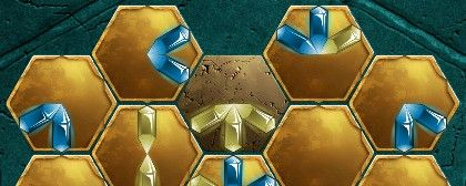 Crystalux puzzle game