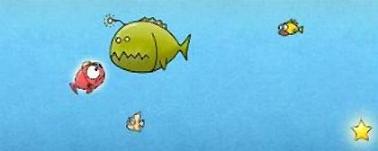 Dodging Fish