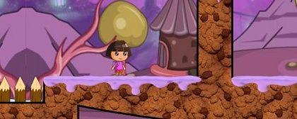 Dora Candyland
