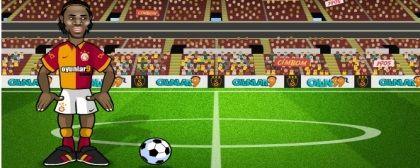 Drogba Bouncing Ball