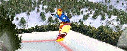 (Free)Crazy snowbroad 3D