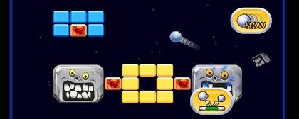 Galaxy Trio: Brick Breaker
