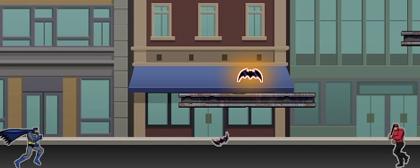 Gotham City Rush