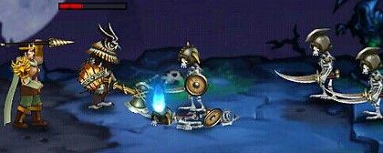 Hero Defense: Kill Undead