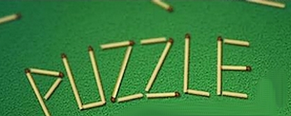 Hlavolamy se zápalkami (Puzzles with Matches)