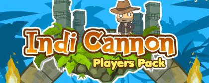 Indi Cannon Players Pack