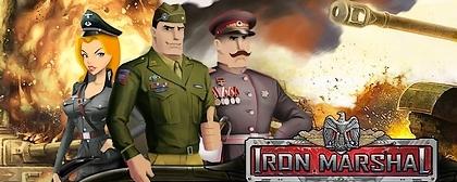 Iron Marshal - druhá světová válka ve vaší režii