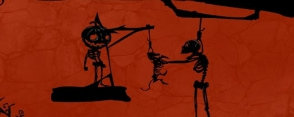 Jacko in Hell (Halloween)