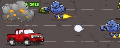 Silverado Apocalypse Blaster