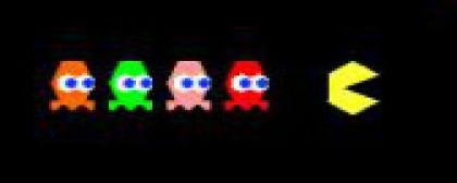 Kuchi - Cube-Man (Pac-Man)
