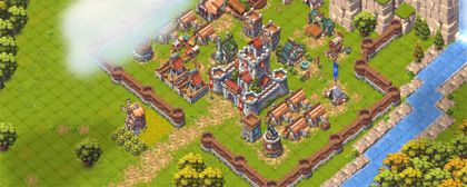 Lords & Castles - Medieval War Strategy MMO Games