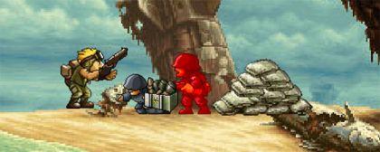 Metal Slug Run!
