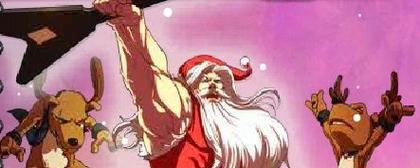 Metal Xmas: Santa Rockstar 4