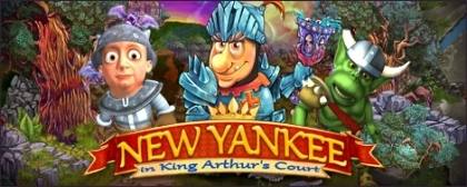 New Yankee in King Arthur's Court
