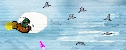 Pigeon Phew